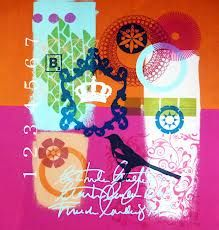 Louise Woodger textiles