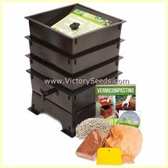 Worm Factory Standard - Convert your organic waste into
