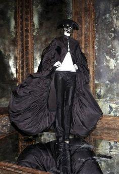 "Coleccion ""Romantic Gothic"" Alexander McQueen"