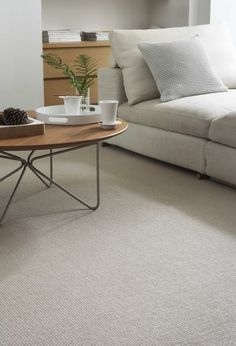 Jacaranda Natural Weave Square Oatmeal Carpet