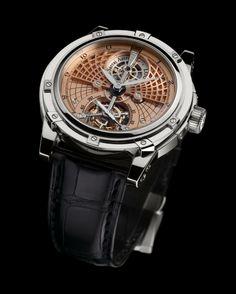 Louis Moinet - Al Sarraj Tourbillon Astrolabe