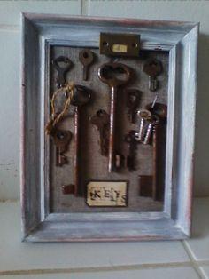 vecchie chiavi