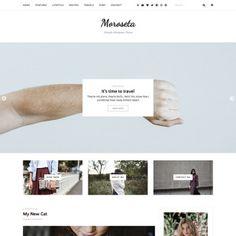 Moroseta Responsive WordPress Theme Small Screenshot
