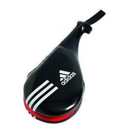 Adidas Double Target Pad - Martial Arts Equipment, Martial Arts Supplies, Boxing, Kung Fu, Karate, MMA, Kickboxing
