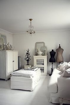 more soothing white...