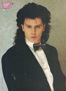 Duran Duran -John Taylor.... His hair was totally perfect!!!!<3=]