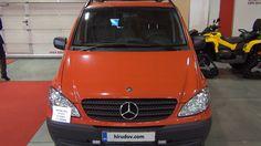 Mercedes-Benz Vito 115 CDI Tetra Station