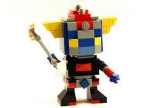 Grendizer Blockhead