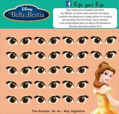 Doll Eyes, Doll Face, Collage Sheet, Iris Eye, Body Tutorial, Eye Stickers, Crafts For Seniors, Eye Painting, Container Design