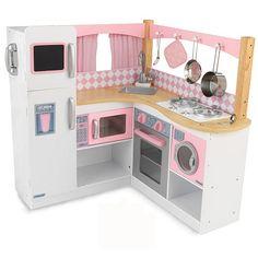 "Kidkraft Grand Gourmet Corner Kitchen - KidKraft - Toys ""R"" Us"