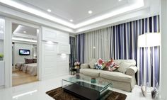 1Bedroom Grand Suite: Mountain View- Rocco Hua Hin Beach & City Condo