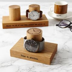 Are you interested in our watch gift for him ? With our Watch stand you need look no further.