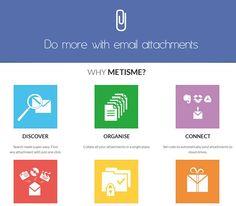 MetisMe: ¡Organiza los adjuntos de tu cuenta Gmail en una carpeta!