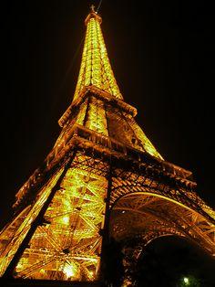 #Paris #France #Eiffel tower