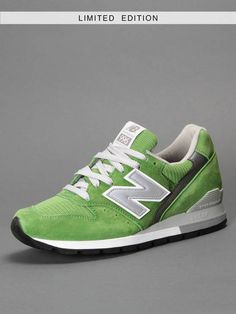 Limited Edition New Balance Sneakers
