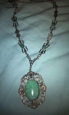 Pretty vintage necklace from Poshabilities in Smithville, MO