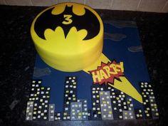 Batman cake  Cake by VandCcakes