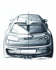 170 Best Pencil Sketches Images Car Design Sketch Car Sketch