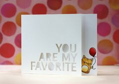 Laura Bassen | SSS-You Are My Favorite