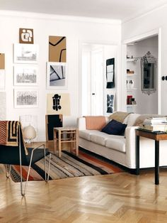 living room art decor ideas with light brown sofas 32 best images for the creative home of a swedish artist