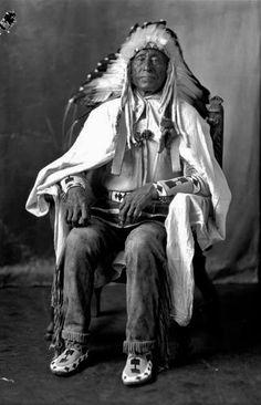 Kenewash, Cree-Ojibway-1920