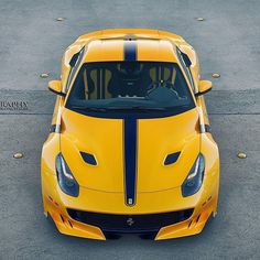 WE'RE IN LOVE WITH THIS STUNNING TDF &128525; FERRARI F12TDF TAILORMADE LOVECARS &128247;@ITZKIRB