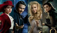 Movie Review: Oz The Great & Powerful | Drunk On Pop  http://drunkonpop.com/2013/04/03/movie-review-oz-the-great-powerful/