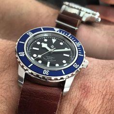 SOLD - New mod Seiko 'Black Bay'. Dagaz hands, dial, bezel insert. New Seiko SNZH donor watch. $289 shipped CONUS, +$25 worldwide. Includes NATO and stock Seiko bracelet. #watchesofinstagram #colorado #watch #watches #watchfam #watchgame #wristporn #wristwatch #blackbay #natostrapwatch #watchesforsale #watchmaking #watchmodding #modwatch #modseiko #style #fashion #diy #colorado #denver #cheapestnatostraps #bsht #uhr #klocksnack #seikomod #seiko Seiko Skx007 Mod, Seiko Mod, Vintage Rolex, Vintage Watches, Cool Watches, Watches For Men, New Mods, Affordable Watches, Seiko Watches