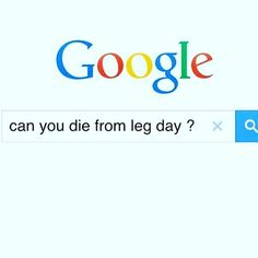 Leg day is brutal but I love it ❤ Fitness Motivation, Fitness Memes, Morning Motivation, Funny Fitness, Gym Fitness, Squats Fitness, Fitness Exercises, Fitness Tips, Workout Memes