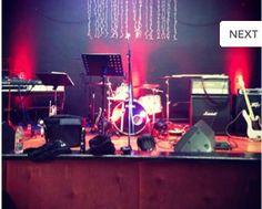 Our band setup