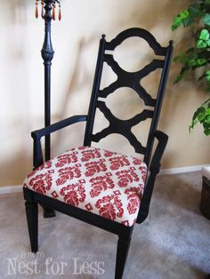 Easy way to restore a chair
