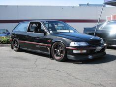 Honda Civic Hb ef9 89-91