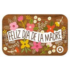 Feliz Dia Mama Banner Gift Card - $5
