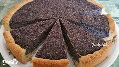 Egyszerű tejfölös-mákos torta   Nosalty Desserts, Food, Tailgate Desserts, Deserts, Essen, Postres, Meals, Dessert, Yemek