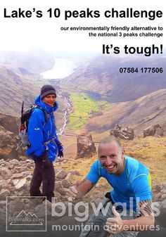K Shoes Lake District The lake District ten peaks challenge is just one of the challenge ...