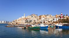 The historic port of Jaffa 'has found new life in recent years with a vibrant gallery, café, and restaurant scene' (Photo: Shutterstock)