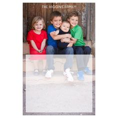 You can put a cute family photo on this notepad and still write on it. #giftideas #notepads