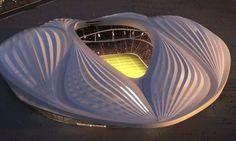 Qatar's accidental vagina stadium is most gratifying | Holly Baxter