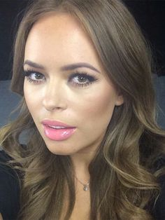 Tanya Burr wavy hairstyle Instagram picture - celebrity hairstyle ideas - Cosmopolitan.co.uk