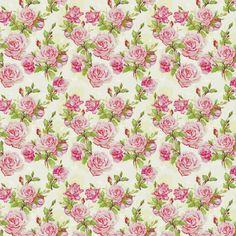 "Photo from album ""romantic paper"" on Yandex. Rose Background, Background Vintage, Paper Background, Background Patterns, Papel Vintage, Vintage Paper, Scrapbook Paper, Scrapbooking, Floral Rosa"