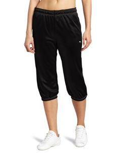 Puma Apparel Women's Performance 3/4 Pant PUMA. $44.99. Machine Wash. Usp dry. Made in Vietnam. Puma, capri, pant, soccer. Contrast stitching contrast branded elastic waistband. Contrast bottom zip pockets. Sign off puma cat on left leg. polyester