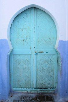 Marokko Door