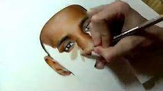 Comment dessiner un portrait ? Inspiration | facile pour débutant - YouTube