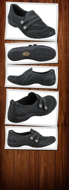 A comfy shoe that fits and looks good! - Earth Origins Jamie from www.planetshoes.com