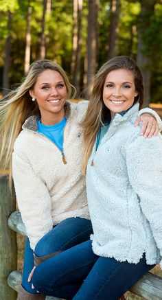Prep for cooler weather in a pullover that's light as a feather! Super soft & cozy, just the way it should be - the classic Sherpa Pullover is available now! #FallFashion #ootd #outerwear #Cozy #Trending #Fashionable #EnjoyTheGoodLife #SouthernShirt