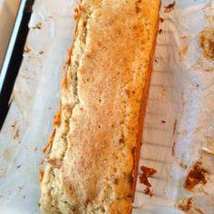 LCHF sandwichbrød med hytteost