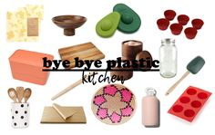Let's keep the plastic away from us! Today I show you some tricks how to keep your kitchen plastic free! Do it for yourself, but also for Mother Nature! It's time to act ~ bye bye plastic!