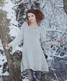 """""""Naturlig Strik """" af Ingalill Johansson Free Knitting, Knitting Patterns, Handicraft, Knit Crochet, Cool Outfits, Nice Clothes, Stitch, My Style, Awesome"""