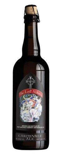 Cerveja Lost Abbey Carnevale, estilo Saison / Farmhouse, produzida por Lost Abbey, Estados Unidos. 6.5% ABV de álcool