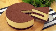 How To Make Tiramisu Cake - ティラミス 作り方 - Tiremisu Cheescake How To Make Tiramisu, Kenwood Cooking, Ice Cream Candy, Tiramisu Cake, Sweets Cake, Just Cakes, Mousse Cake, Cake Flour, Cake Cookies